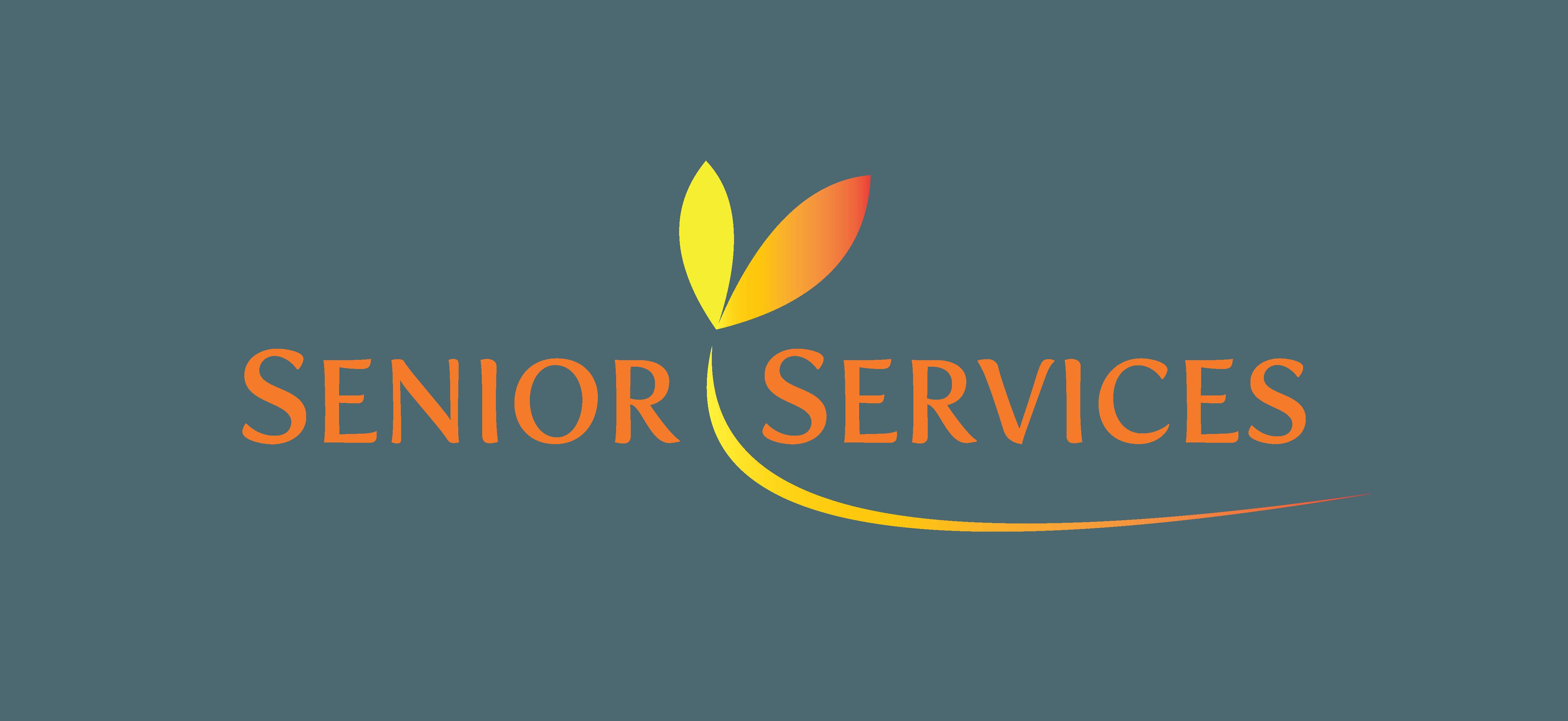 Jefferson County _Senior Services Logo Orange