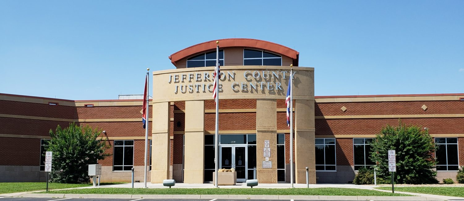 Jefferson County, TN, Justice Center