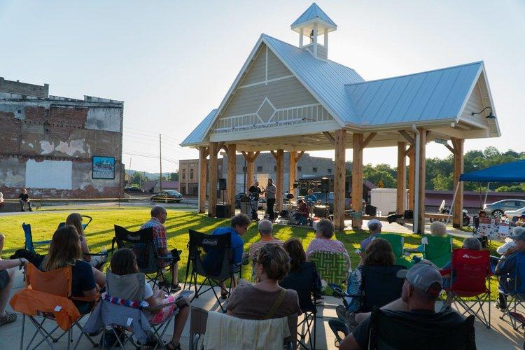 Mossy Creek Summer Concert Series