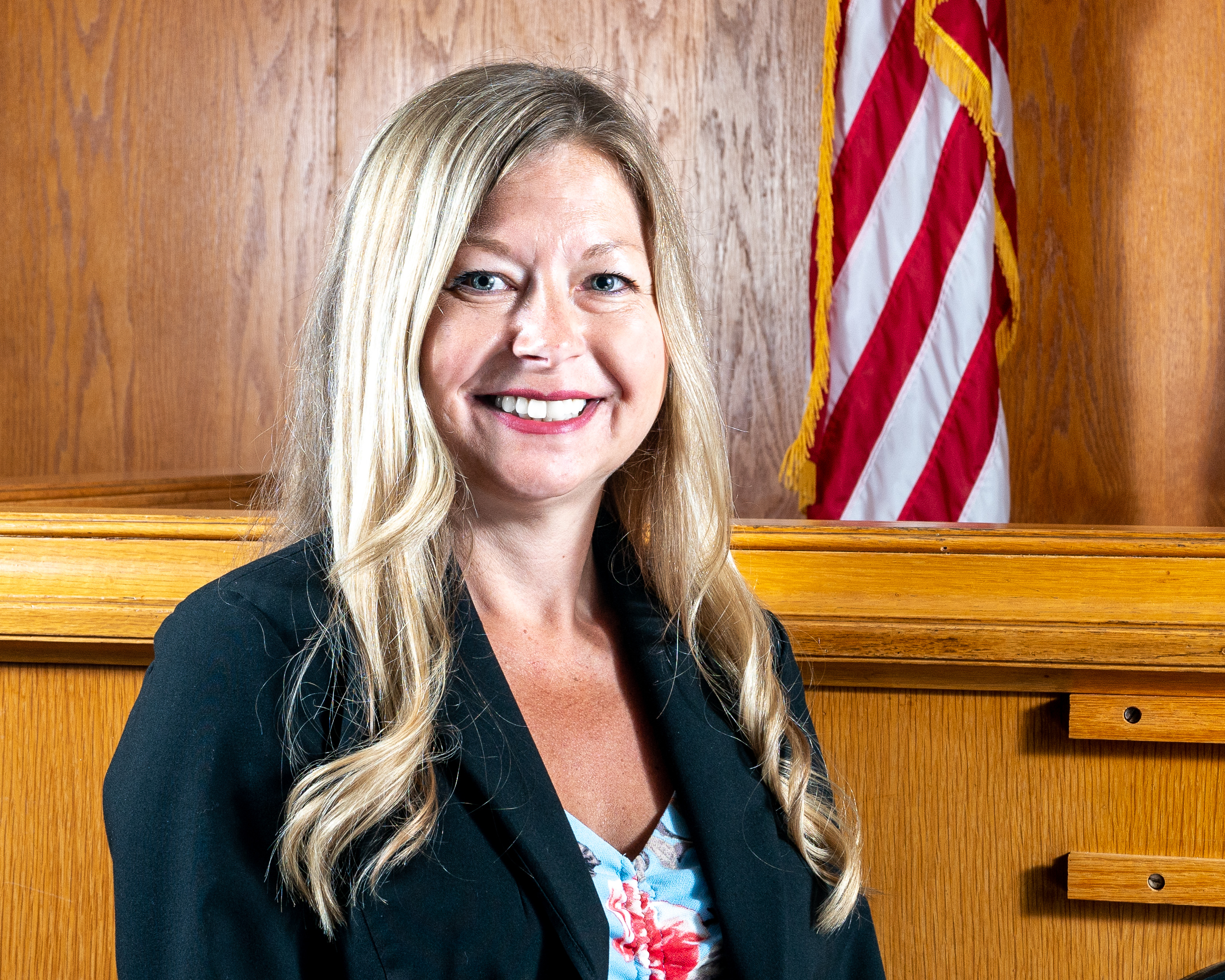 Jennifer Hall, Trustee, Jefferson County, TN