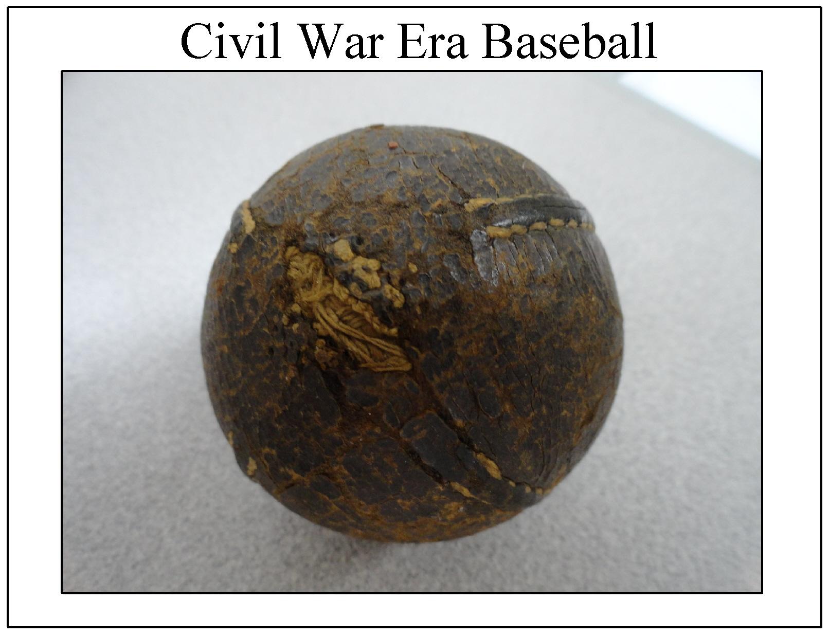 civil war era baseball