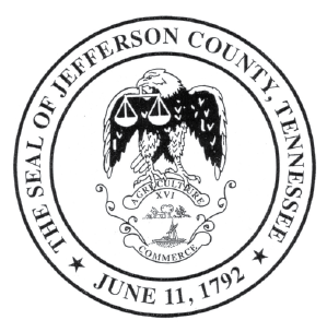 Jefferson County Tennessee Seal