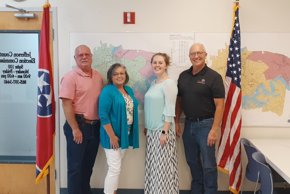 Jefferson County Election Commission Staff